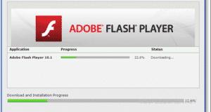 تحميل برنامج flash player 10 الجديد