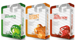 برنامج حماية من التجسس والاختراق TrustPort