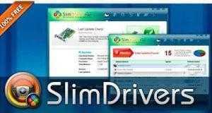 برنامج لتحميل اي تعريف لاي كمبيوتر او لاب SlimDrivers