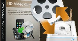 برنامج لتحويل اي فيديو الي اي صيغة WinX HD Video Converter