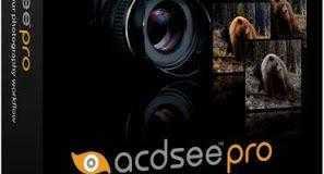 برنامج ACDSee Pro محرر الصور مجانا