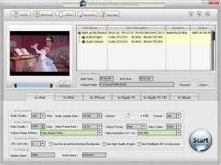 برنامج تحويل الفيديو لتشغيله علي الايباد والايفون