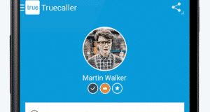 Truecaller برنامج من المتصل ترو كولر مجانا