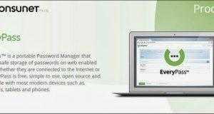 برنامج حفظ و تشفير الباسوردات EveryPass 1.2 يعمل على كل الأجهزة