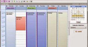 Day Organizer برنامج تنظيم الوقت اليومي للكمبيوتر