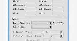 Free Video Compressor برنامج ضغط الفيديوهات