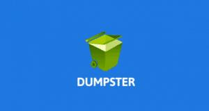 تطبيق إعادة الملفات المحذوفة لأندرويد Dumpster – Recycle Bin