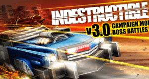 لعبة حرب السيارات أونلاين INDESTRUCTIBLE لأندرويد وأيفون