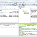 برنامج رفع الملفات لسيرفر المواقعفلاش فكسبي FlashFXP كامل