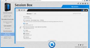 تحميل برنامج Session box لمتصفح جوجل كروم وفايرفوكس