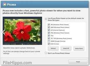 برنامج تنظيم وتحرير الصور Picasa 3.9 B 141.2592