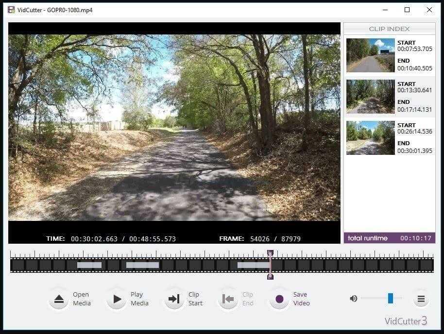 VidCutter 3.5.0 برنامج مجانى لتقطيع الفيديوهات واليوتيوب