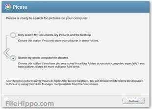 برنامج تنظيم وتحرير الصور Picasa 3.9 B 141.259