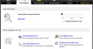 تحميل برنامج PerfectRegistry لتنظيف أخطاء التسجيل