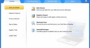 تحميل برنامج WinUtilities لتحسين أداء جهازك