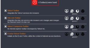 تحميل برنامج ToolbarTerminator لإزالة الإضافات