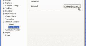 تحميل برنامج Tweak UI لتخصيص واجهة المستخدم