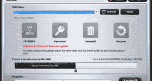 تحميل برنامج GiliSoft USB Stick Encryption