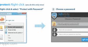 تحميل برنامج Safeplicity لتشفير ملفاتك