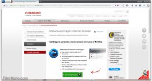 تحميل متصفح Comodo IceDragon للتصفح بسرعة وأمان