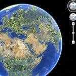 تحميل برنامج Google Earth لمشاهدة صور القمر الصناعي