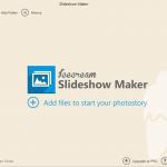 تحميل برنامج Slideshow Maker لإنشاء عروض شرائح