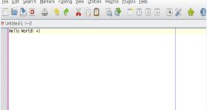 تحميل برنامج jEdit لتحرير النصوص
