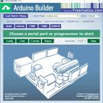 تحميل برنامج Arduino Builder لعرض ملفات رسم Arduino