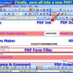 تحميل برنامج PDFill PDF Editor