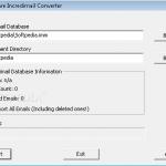 تحميل برنامج IncrediMail Converter