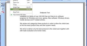 تحميل برنامج Abdio PDF Reader