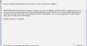 تحميل برنامج Office 2013 Service Pack 1