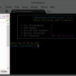 تحميل برنامج MobaXterm