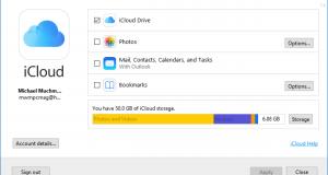 تحميل برنامج iCloud
