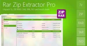 تحميل برنامج Rar Zip Extractor