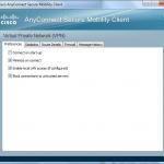 تحميل برنامج Cisco AnyConnect Secure