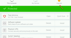 تحميل برنامج Avira Antivirus Pro