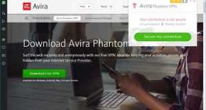 تحميل برنامج Avira Free Phantom VPN