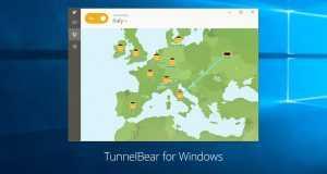 تحميل برنامج TunnelBear