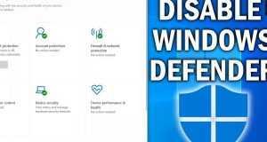 تحميل برنامج Windows Defender