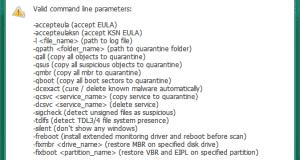 تحميل برنامج Kaspersky TDSSKiller