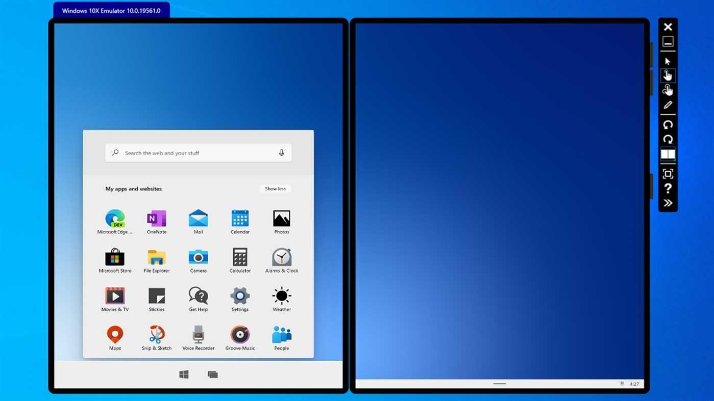 كل ما تريد معرفته عن Windows 10x الجديد من Microsoft