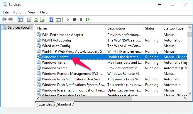 كيفيه إصلاح خطأ Windows Update 0x800704c7 على نظام التشغيل Windows 10