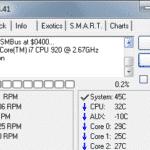تحميل برنامج SpeedFan V4.52 للكمبيوتر