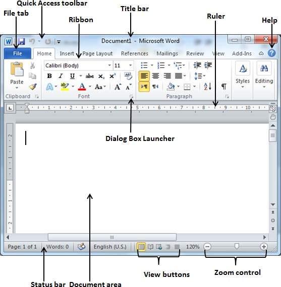 دليلك الشامل لاستخدام برنامج الوورد (Word)