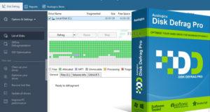 تحميل برنامج  Auslogics Disk Defrag v10.0.0.2 للكمبيوتر