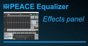 تحميل برنامج  Peace Equalizer v1.5.9.1 للكمبيوتر
