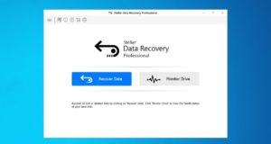 تحميل برنامج  Stellar Data Recovery Standard v10.1.0.0 لاسعاده الملفات المحذوفه علي الكمبيوتر