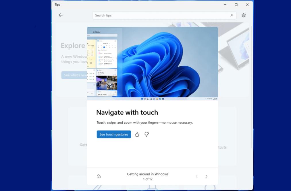 أصدرت Microsoft تطبيق Tips جديدًا لنظام التشغيل Windows 11 مع 114 تلميحًا جديدًا